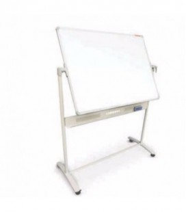 Whiteboard mobil magnetic 100x150 cm Basic Memoboards