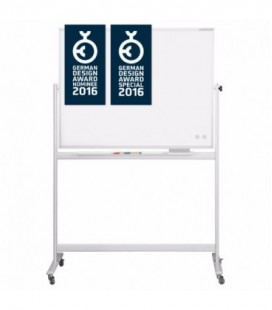 Whiteboard MGN mobil, SP 1500 x 1000 mm